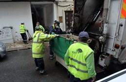 No Algarve, cada habitante produz uma média diária de dois quilos de lixo