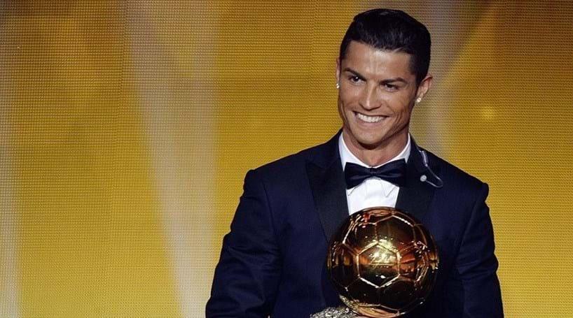 70592a2ea7 Ronaldo e Messi em busca da sexta Bola de Ouro