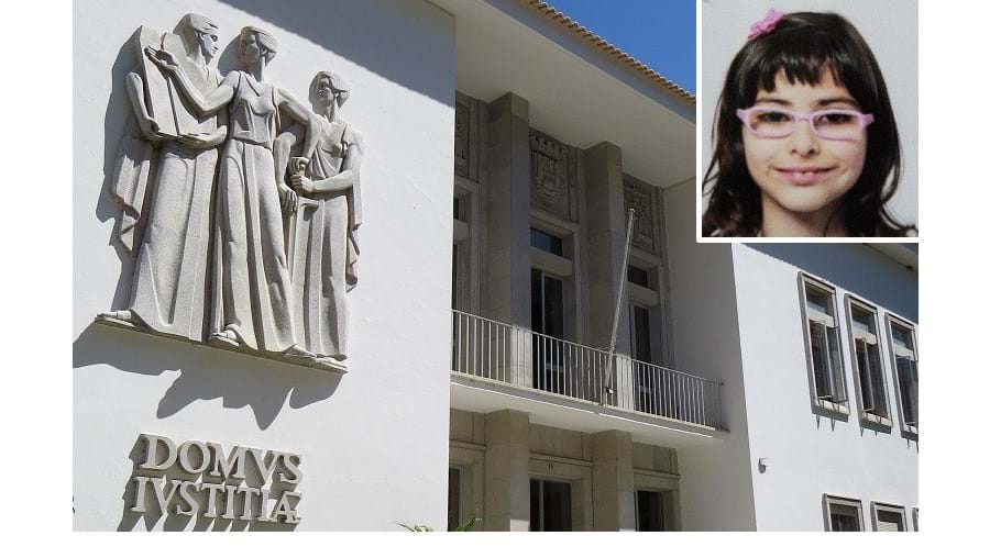 Pai e avó de Alice vão responder no Tribunal de Tavira pelo sequestro da menina