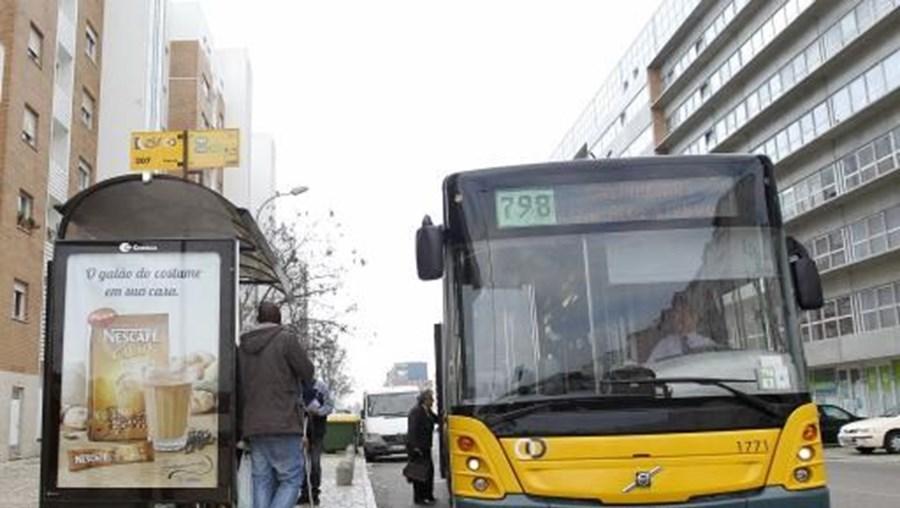 Operação de fiscalização da PSP decorreu nos autocarros da Carris