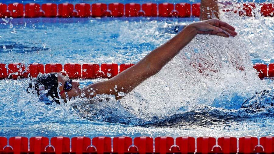 Benfica em destaque nos nacionais de natação e recorde para o Algés