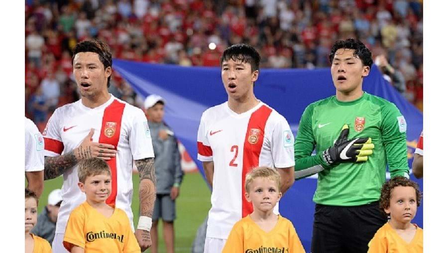 """""""A seleção ganhou a confiança dos chineses"""", realçou um jornalista chinês."""