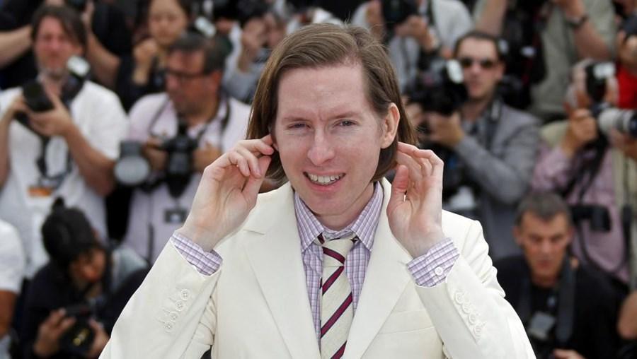 Wes Anderson é o realizador de 'Grand Budapest Hotel'