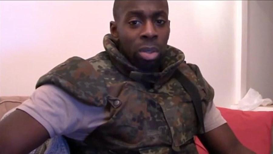 Amédy Coulibaly foi abatido pela polícia francesa durante o sequestro num supermercado judaico