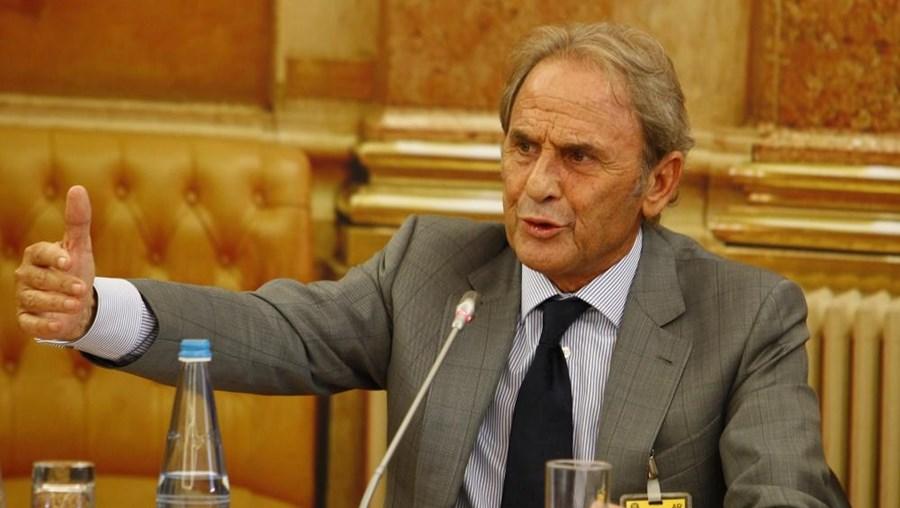 Luís Horta e Costa está esta quinta-feira a ser ouvido na Comissão de Inquérito à gestão do BES e do GES