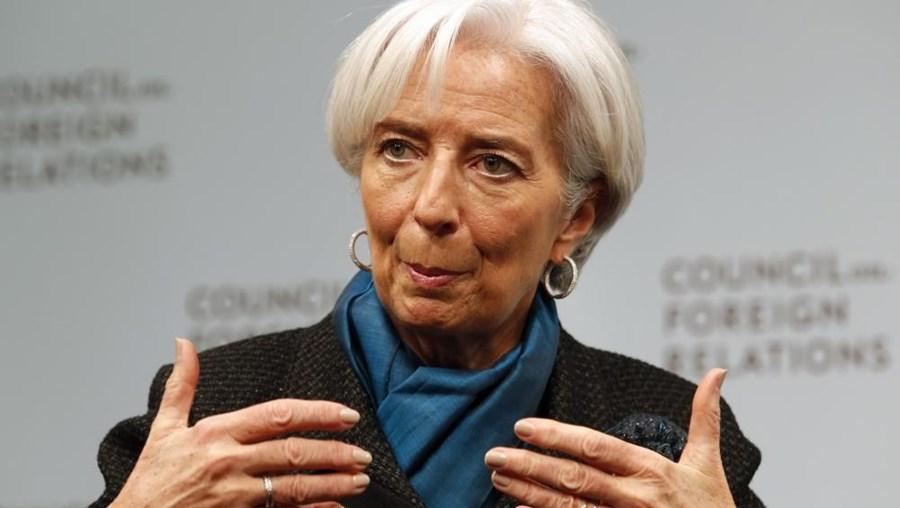 "Lagarde fala num ""complemento muito importante"""
