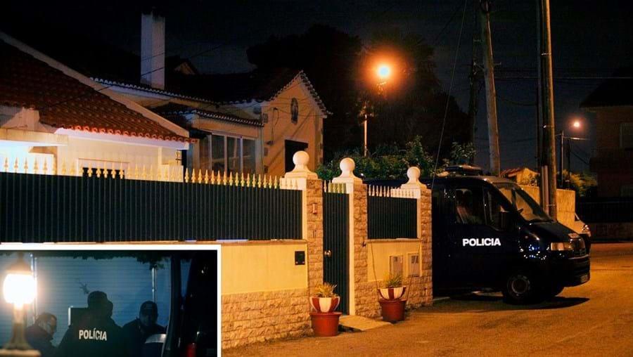 Corpos de Judite e Mário Fernandes, de 84 e 77 anos, foram removidos pela PSP ontem à noite