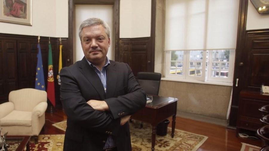 """""""Temos um projeto com uma unidade de atracagem e outra hoteleira, que vai permitir criar trabalho"""", disse Eduardo Vítor Rodrigues"""