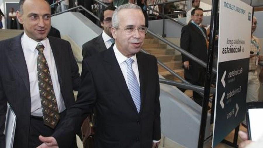 Menezes Cordeiro, presidente da mesa da assembleia-geral de acionistas da PT