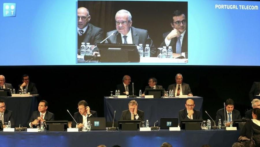Assembleia-geral da Portugal Telecom