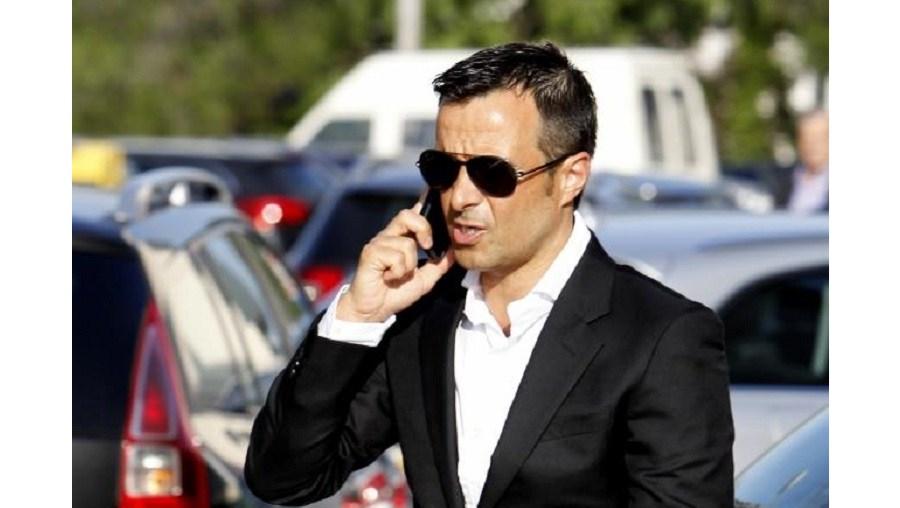 """Biografia do empresário está à venda com o título """"Jorge Mendes, o agente especial"""""""