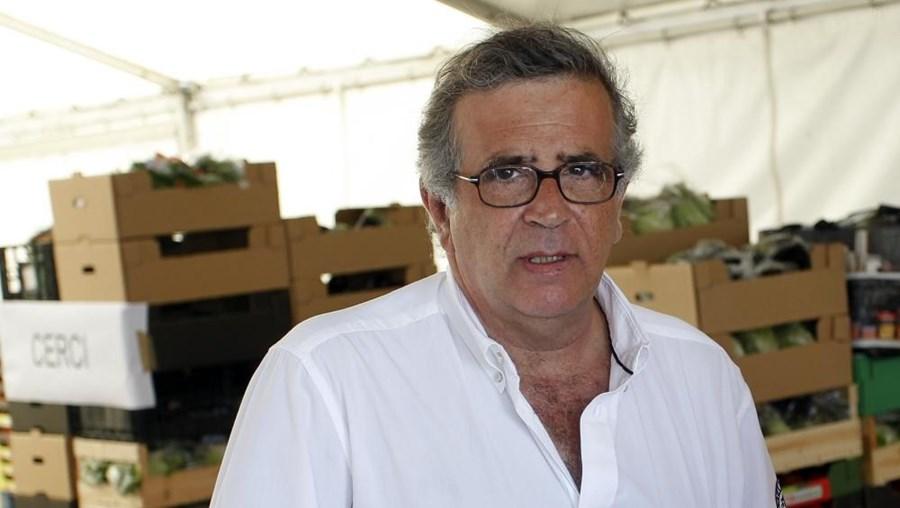 José Sá Fernandes, vereador da Estrutura Verde e da Energia da Câmara Municipal de Lisboa