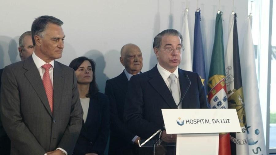 Aníbal Cavaco Silva, Ricardo Salgado