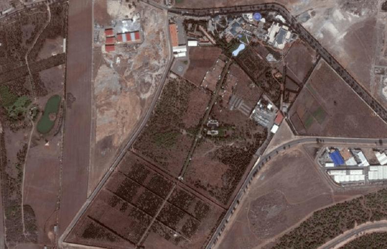Com mais de 500 mil metros quadrados e com 2 heliportos, este era o complexo de férias do rei em Casablanca, Marrocos