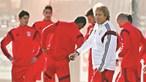 'Benfica está bem e recomenda-se'
