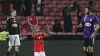 Ao minuto: Benfica 3-0 Setúbal