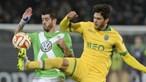 Ao minuto: Wolfsburgo 2-0 Sporting