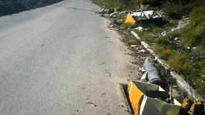 Veja o estado de abandono de bairro em Sintra