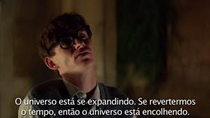 Trailer do filme 'A teoria de tudo'