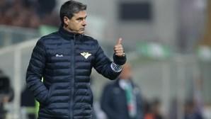 """Miguel Leal espera """"boa resposta"""" do Moreirense"""
