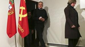 """Jerónimo acusa Juncker de tentar """"limpar as mãos à parede"""""""