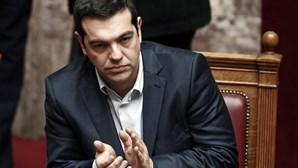 Grécia: Receitas do Estado abaixo do previsto em janeiro