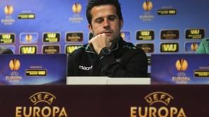 Marco Silva acredita numa reviravolta do Sporting