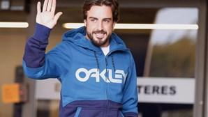 FIA abre inquérito a acidente com Fernando Alonso