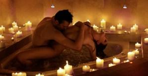 10. Sexo na banheira: ainda é mais desconfortável do que fazer sexo no chuveiro