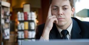 5. Prepare-se e reveja o seu trabalho: perca dez minutos a escrever notas sobre o que precisa de fazer