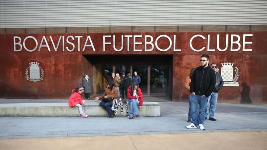 Boavista Futebol Clube, estádio do Bessa
