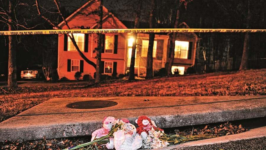 Massacre ocorreu num subúrbio de Atlanta