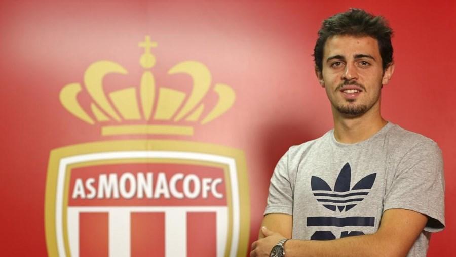 Bernardo Silva foi comprado pelo Mónaco