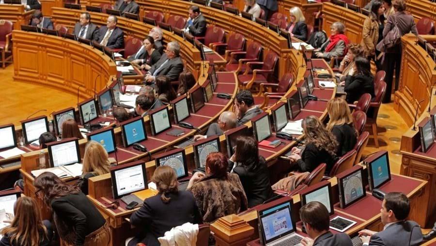 A Assembleia da República reitera que, até hoje, nenhuma petição sobre o caso submarinos deu entrada no Parlamento
