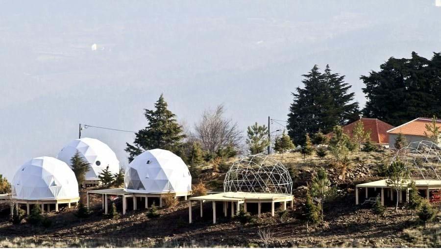 Sete tendas de luxo vão ser instaladas em pleno coração da Serra da Gardunha