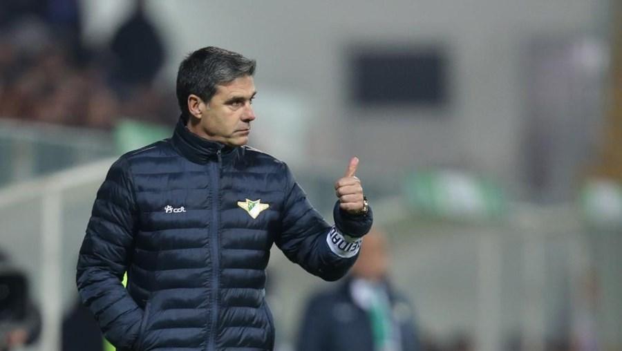 """""""Espero que seja acima de tudo uma boa resposta da minha equipa"""", disse Miguel Leal"""
