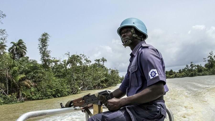 """Polícia Nigeriana afirma que o rapto foi realizado por """"homens armados desconhecidos"""""""