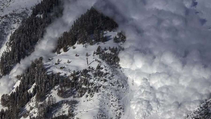Várias avalanches afetaram o vale do Panjshir, no norte do Afeganistão