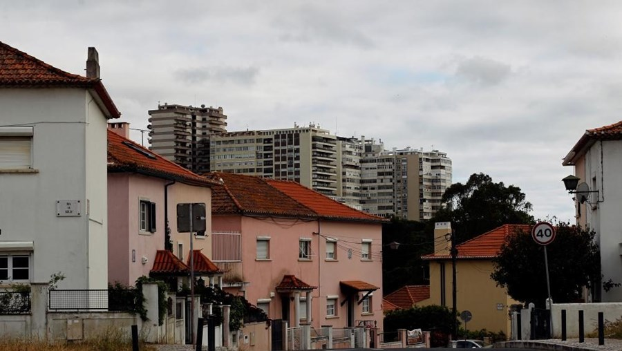 Valor médio de avaliação das habitações sofre aumento ligeiro