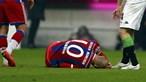 Robben falha eliminatória com o Benfica