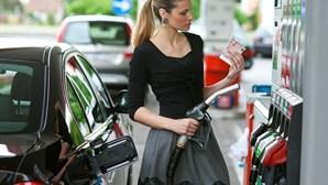 Gasolina volta a subir dois cêntimos