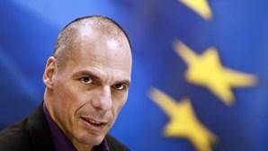 Varoufakis propõe 'Plano Merkel'