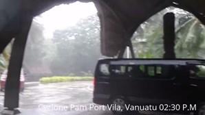 Veja os estragos do ciclone tropical Pam