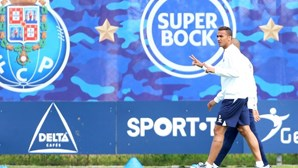 Danilo recuperado para a deslocação à Madeira