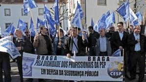 Agentes da PSP de Braga acusam comando