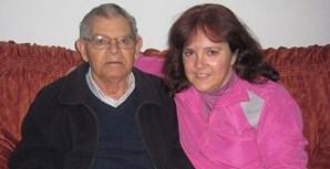 """""""Meu pai, amigo, companheiro, cúmplice… O homem mais inteligente que eu conheci. Amo-te muito meu pai"""", escreveu Maria Costa, de 53 anos e da Tapada das Mercês, em Mem Martins, para o seu pai, António Costa"""