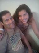 'Amo-te, pai' enviou a Mariana Almeida, 16 anos, para o pai Rui Almeida, 37 anos, da Azambuja