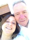 'Pai, sem ti presente na minha vida não seria a mesma pessoa que sou hoje. Tenho muito orgulho nisso! Amo-te incondicionalmente. Feliz dia do pai.' enviou a Élia Pinto, 33 anos, de São Marcos para o pai Luís Antunes, 67 anos, da Pontinha