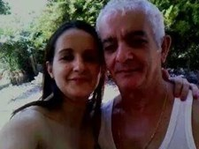 Foto enviada pela Marlene Rosa, 36 anos, ao Artur Rosa, 70 anos, vive em Torres Vedras