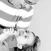 Foto do pai Hugo Constantino, 36 anos, e do filho Guilherme Constantino, 6 anos   Residência: Óbidos